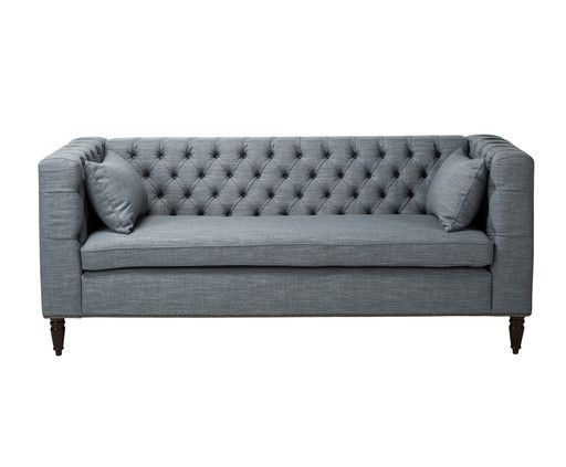 Chesterfield Sofa Deneris (3-Sitzer) | Chesterfield Sofa And