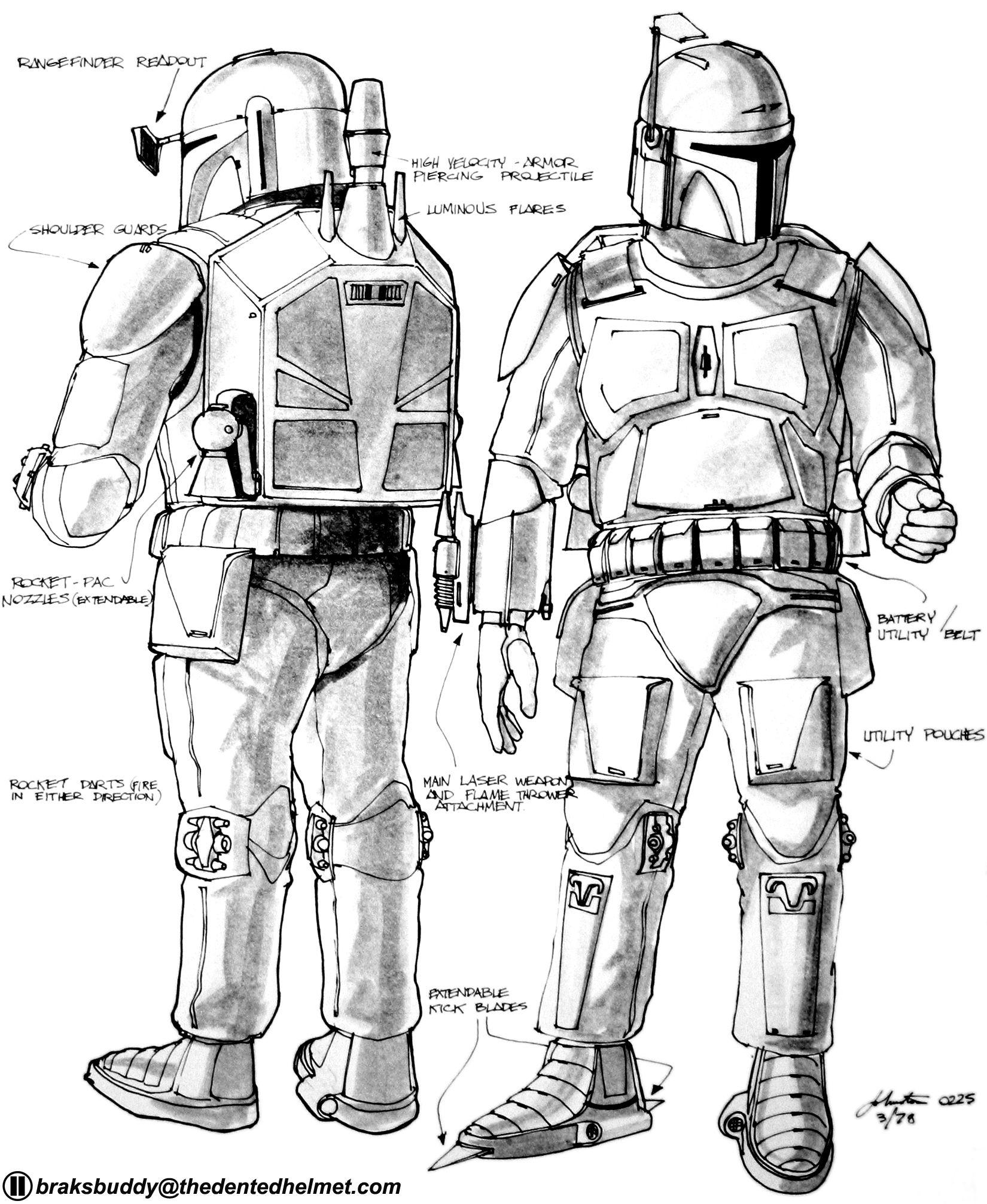 Mandalorian Armor Schem (Mandalorian armor is sweet, helmets are the ...