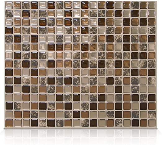 amazon smart tiles self adhesive wall tiles  minimo