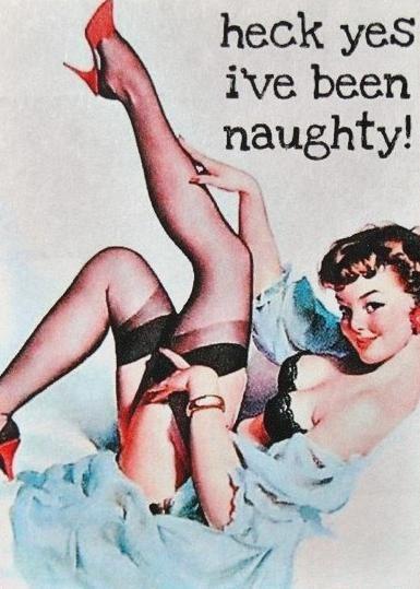 Sexy naughty pinups pics
