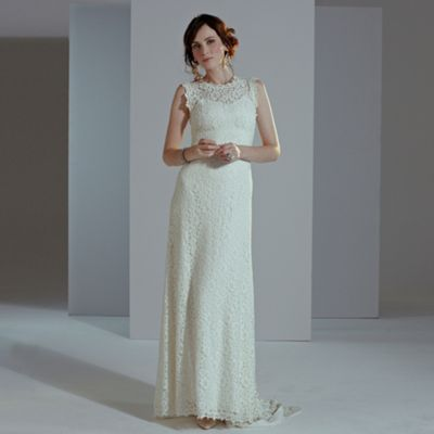 Phase Eight Ivory Mariette Wedding Dress At Debenhamsie