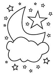 Resultado De Imagen Para Stencil Soy Luna Dibujos Para Colorear Dibujos Sencillos Para Ninos Dibujos Faciles