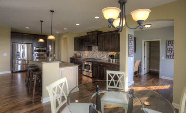 Blakely New Home Plan In The Reserve At Spring Meadows Classic