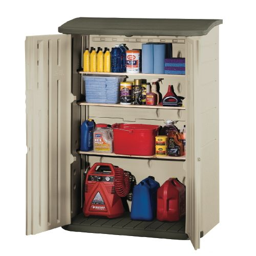 Lovely Rubbermaid Vertical Home Storage Shed