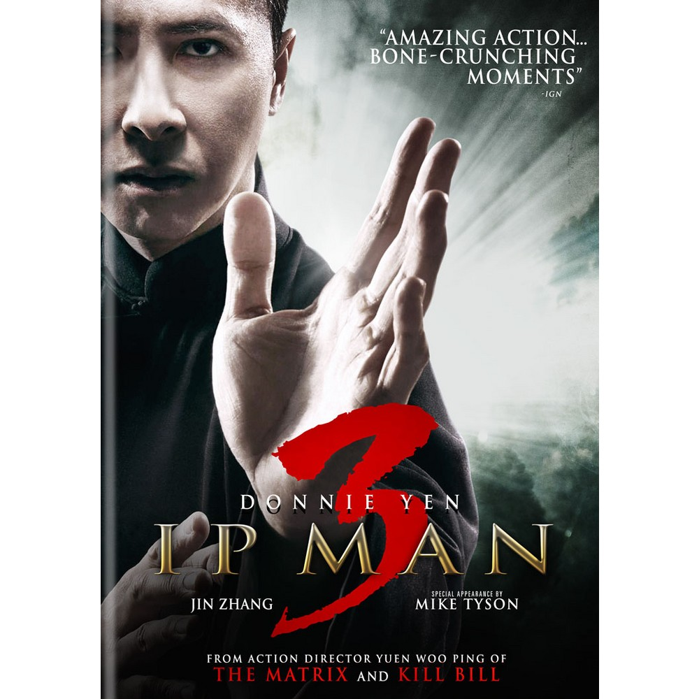 Ip Man 3 Dvd In 2021 Ip Man 3 Movie Ip Man Movie Ip Man 3