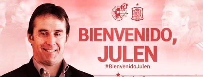 Julen Lopetegui, nuevo seleccionador español - AS.com