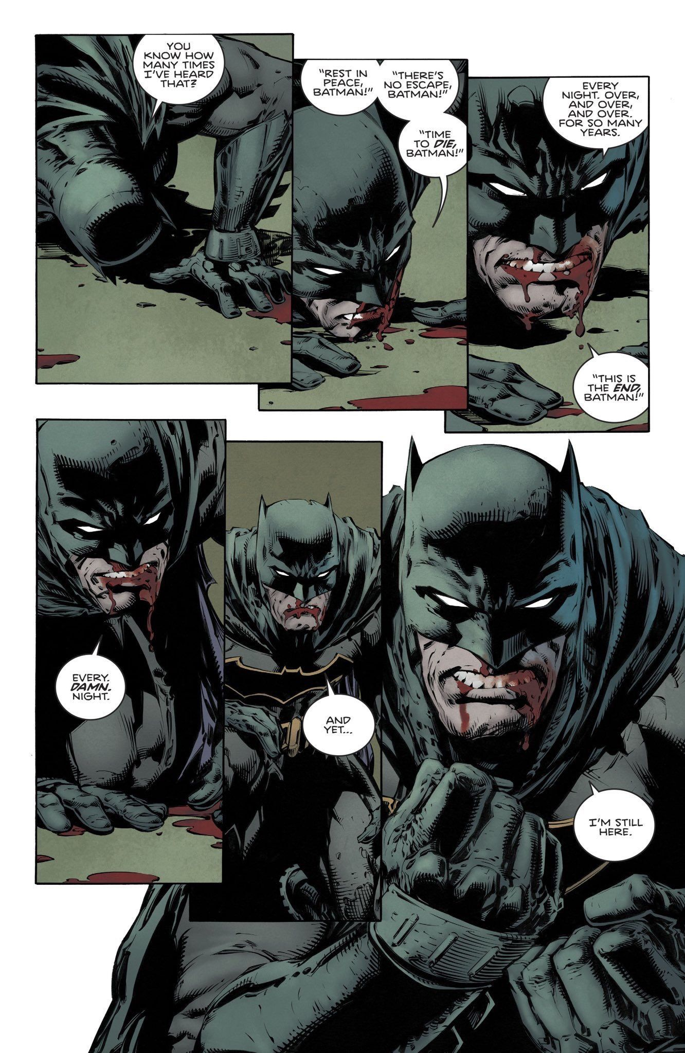 Batman By Tom King Batman Canvas Batman Canvas Art Batman