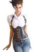 Amazon.com: CD-466 - Steampunk Corset - 28: Clothing