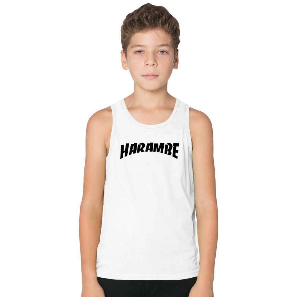 Harambe Kids Tank Top