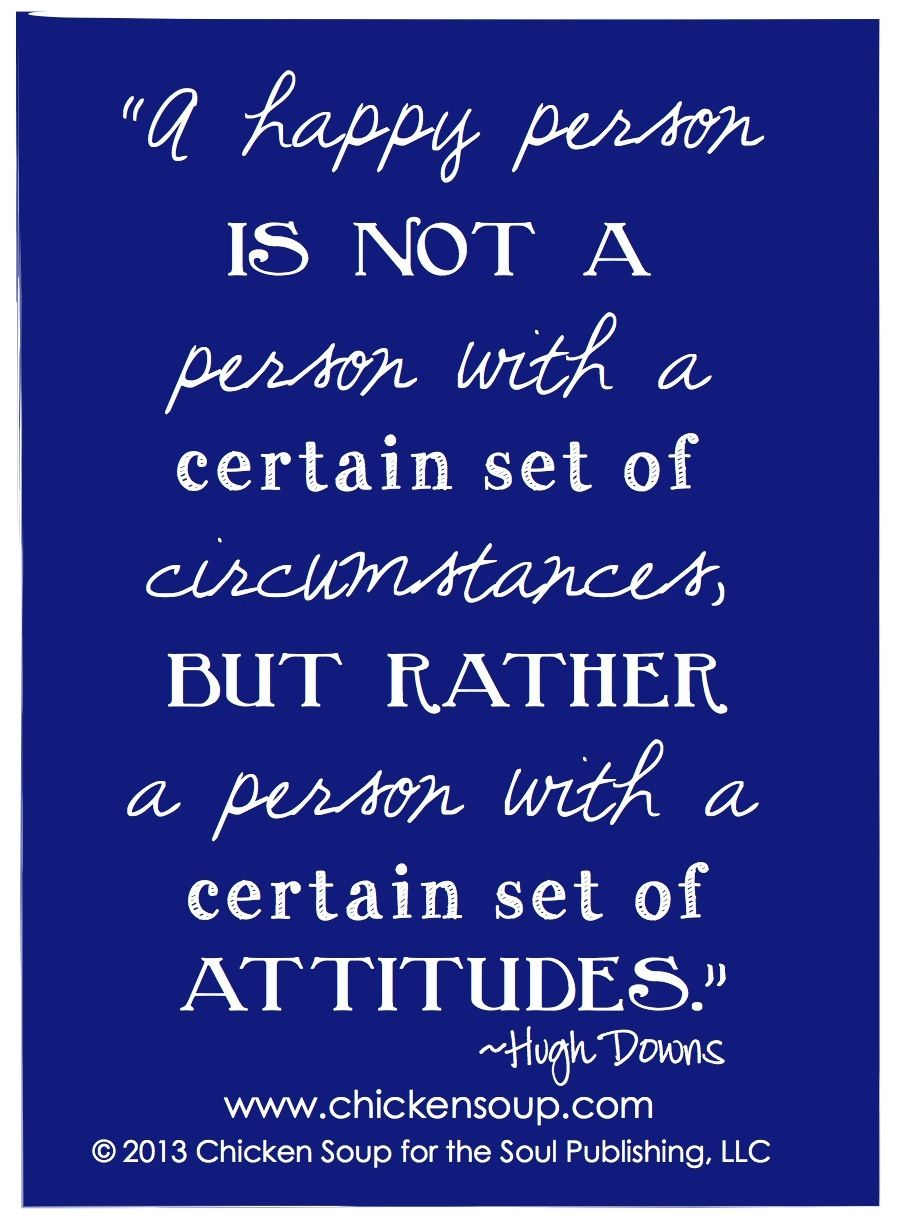 Quotes About Happy Person A Happy Person Is Not A Person With A Certain Set Of Circumstances