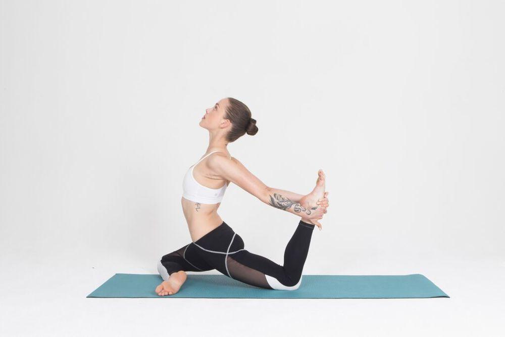 Yoga pants that improve your form