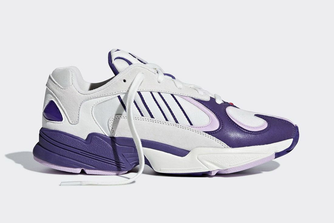 best sneakers 800ca 74b86 Dragon Ball Z Adidas Yung 1 Frieza 3