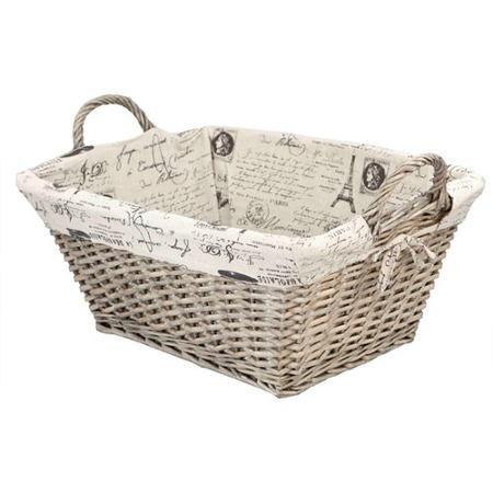 Home Wicker Wicker Hamper Basket