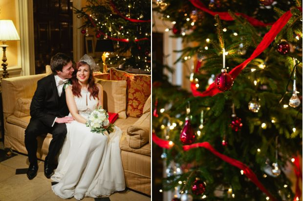 New Ideas To Plan A Christmas Wedding Day 2017