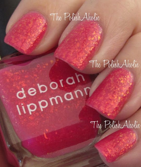 The PolishAholic: Deborah Lippmann Sweet Dreams