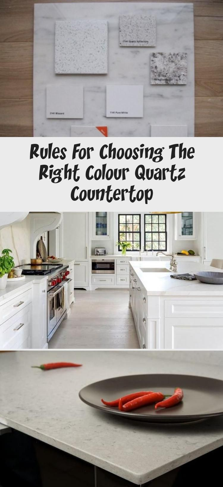Rules For Choosing The Right Colour Quartz Countertop Maria