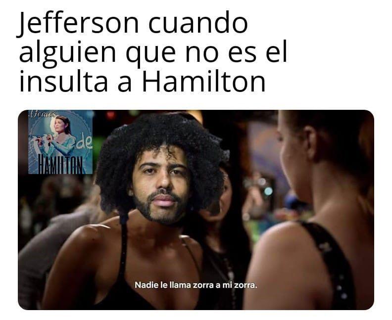 Hamilton Musical 〔 MEMES〕
