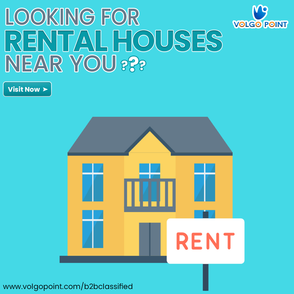 If You're Looking For Rentals Houses Near You! You're In