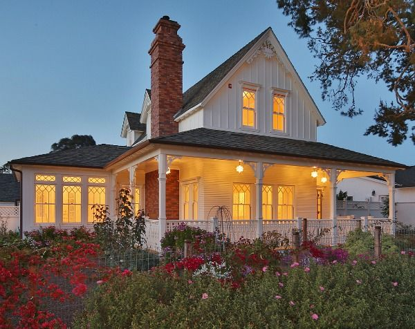 napa farmhouse plans. A New Napa Style Farmhouse in California  style and Manhattan