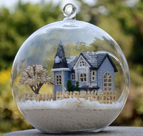 Free Shipping 2014 New Glass House DIY Angel's Magic by barvazon10