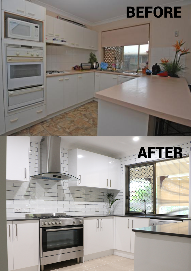 Apt Kitchen Renovations: Bright & Happy: Renovating Took This Family's Cooking Zone