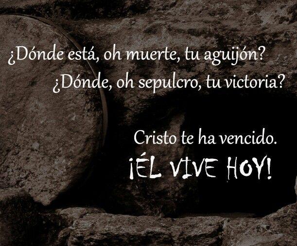 ... en Su victoria, tenemos victoria ♥