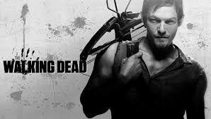 Pin En Daryl Dixon El único Que Me Salvaría De Un Ataque Zombie