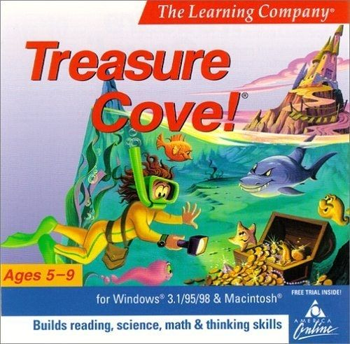 You went under the sea with Treasure Cove  | Nostalgia | Computer