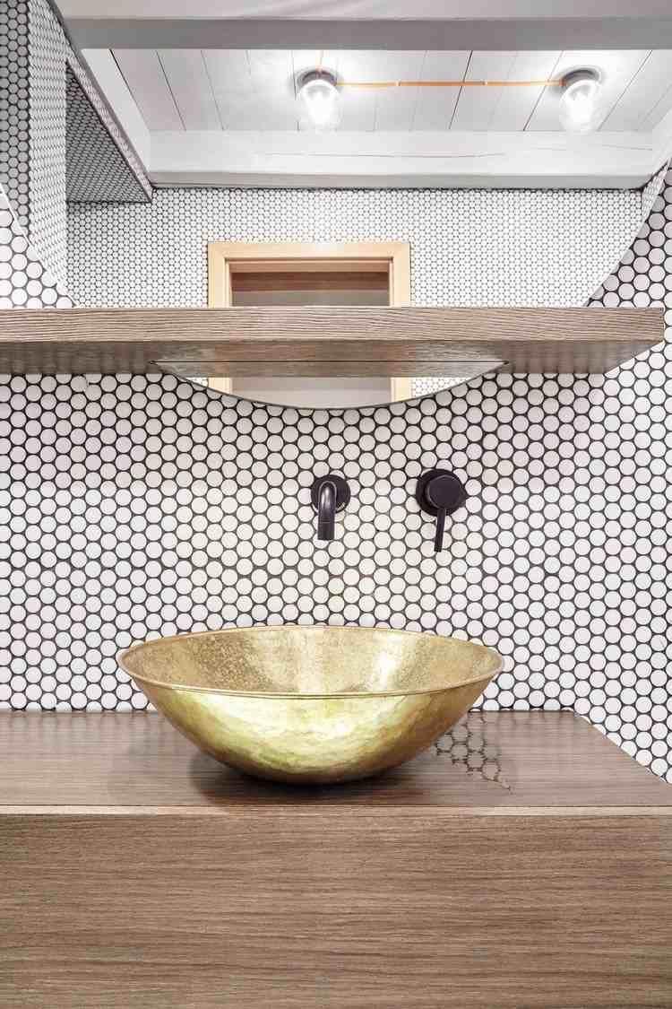 Carrelage Mosaique Salle De Bain Et Cuisine Le Petit Detail Qui
