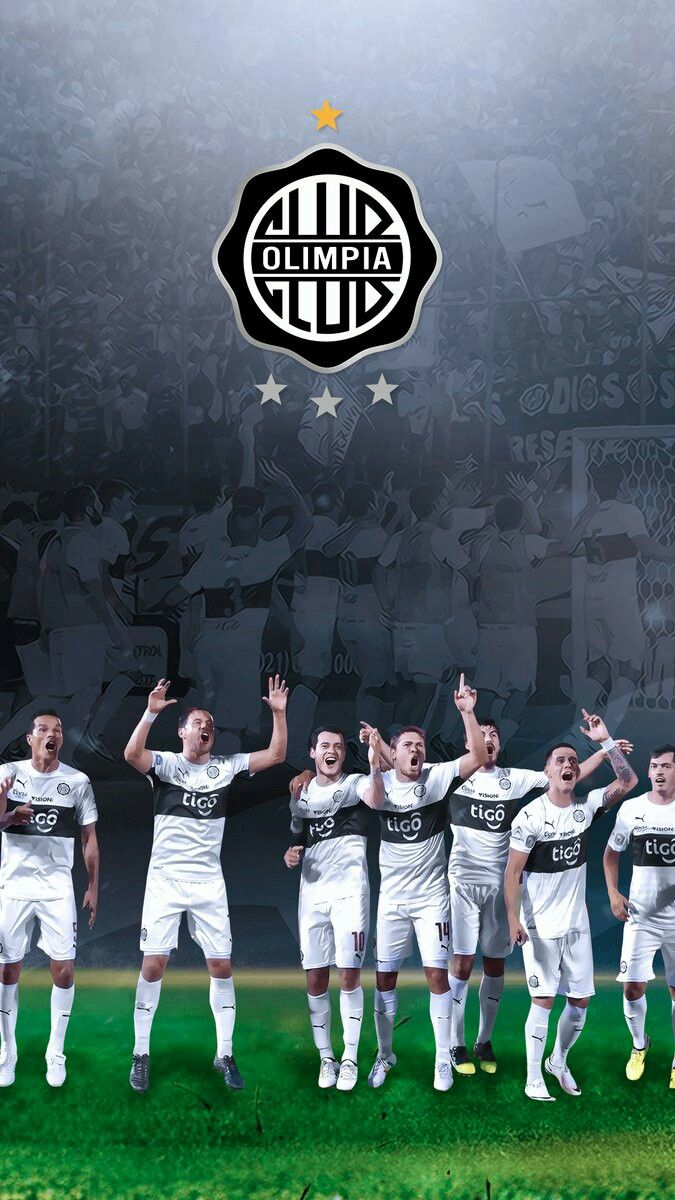 Wallpaper O Olimpia De Paraguay El Mas Grande Pinterest Wallpaper
