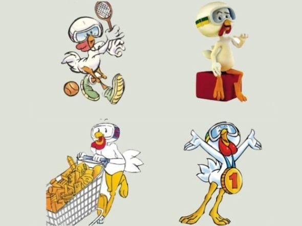 Em 1985, o nome Lequetreque foi escolhido por meio de um concurso entre consumidores. Ao longo dos anos seguintes, o personagem foi ganhando ares mais modernos condizentes com cada época. Em 2007, o mascote teve sua mudança mais significativa: ganhou uma versão em três dimensões (3D).     De cara nova, Lequetreque passou a ser chamado somente de Mascote Sadia, reforçando mais a marca.