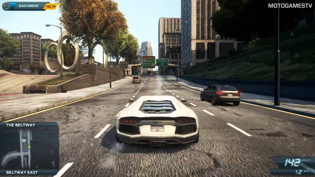 Need For Speed Free Download Most Wanted 2012 Pc Games Full