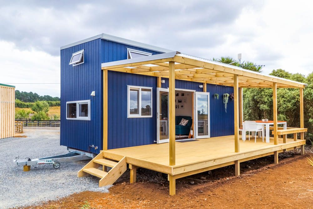 Young Woman S Incredible Tiny Forever Home With Images