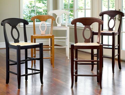 Napoleon Pottery Barn Barstools Create A Clic Look Furniture Fashion