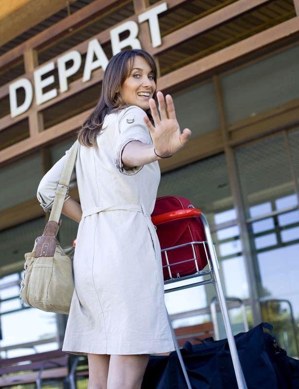Trucos para viajar en avión - Muy práctico - Viajes, vacaciones y rutas con encanto - Elle - ELLE.ES