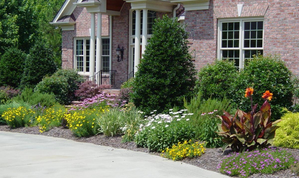 Landscape Design Portfolio Garden shrubs, Landscape