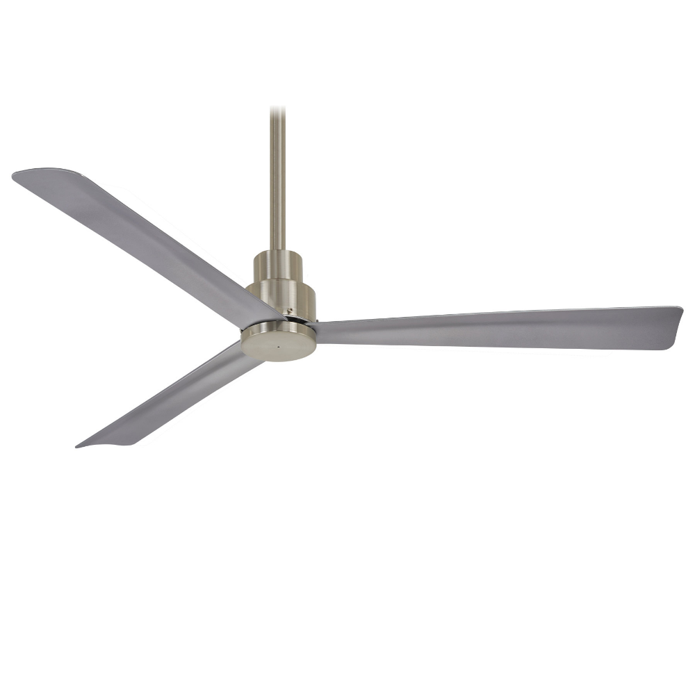 The Simple Outdoor Ceiling Fan Has A Sleek 3 Blade Design Perfect For Contemporary Interior And Exter With Images Ceiling Fan Outdoor Ceiling Fans Ceiling Fan With Remote