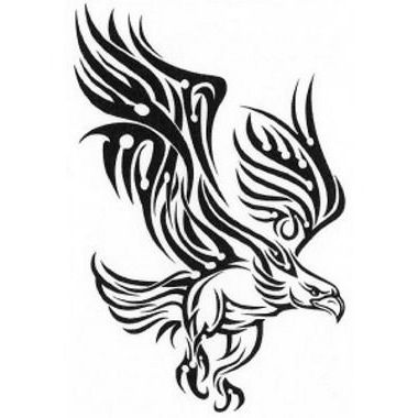 11 fantastic falcon tattoo designs and ideas tattoos pinterest rh pinterest com tribal falcon tattoo designs falcon tattoo small