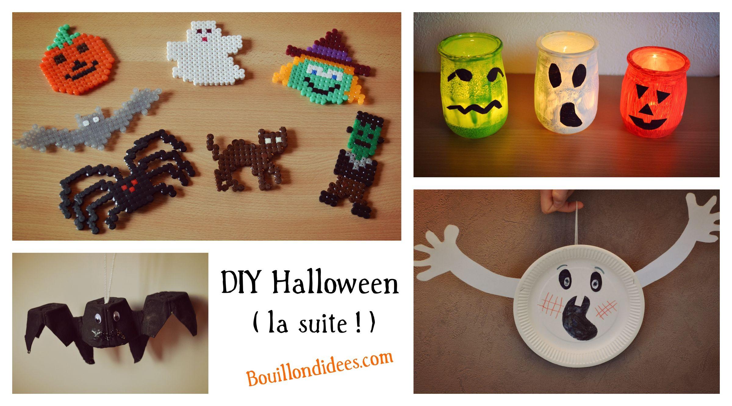 loisir creatif halloween