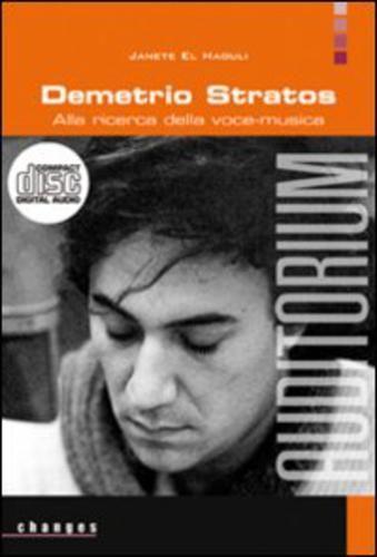 #Demetrio stratos. alla ricerca della edizione Auditorium  ad Euro 19.98 in #Auditorium #Biografie