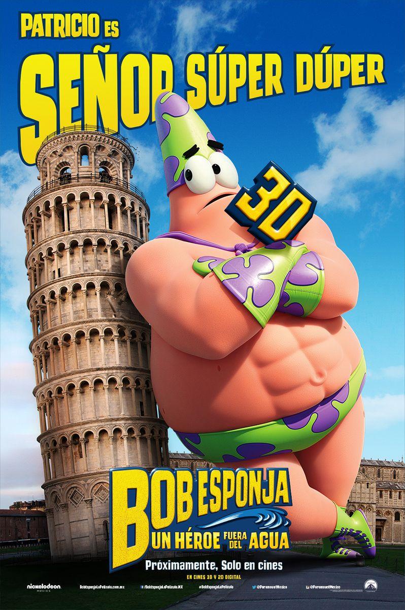 Bob Esponja Un Héroe Fuera Del Agua Spongebob Full Movies Online Free Free Movies Online