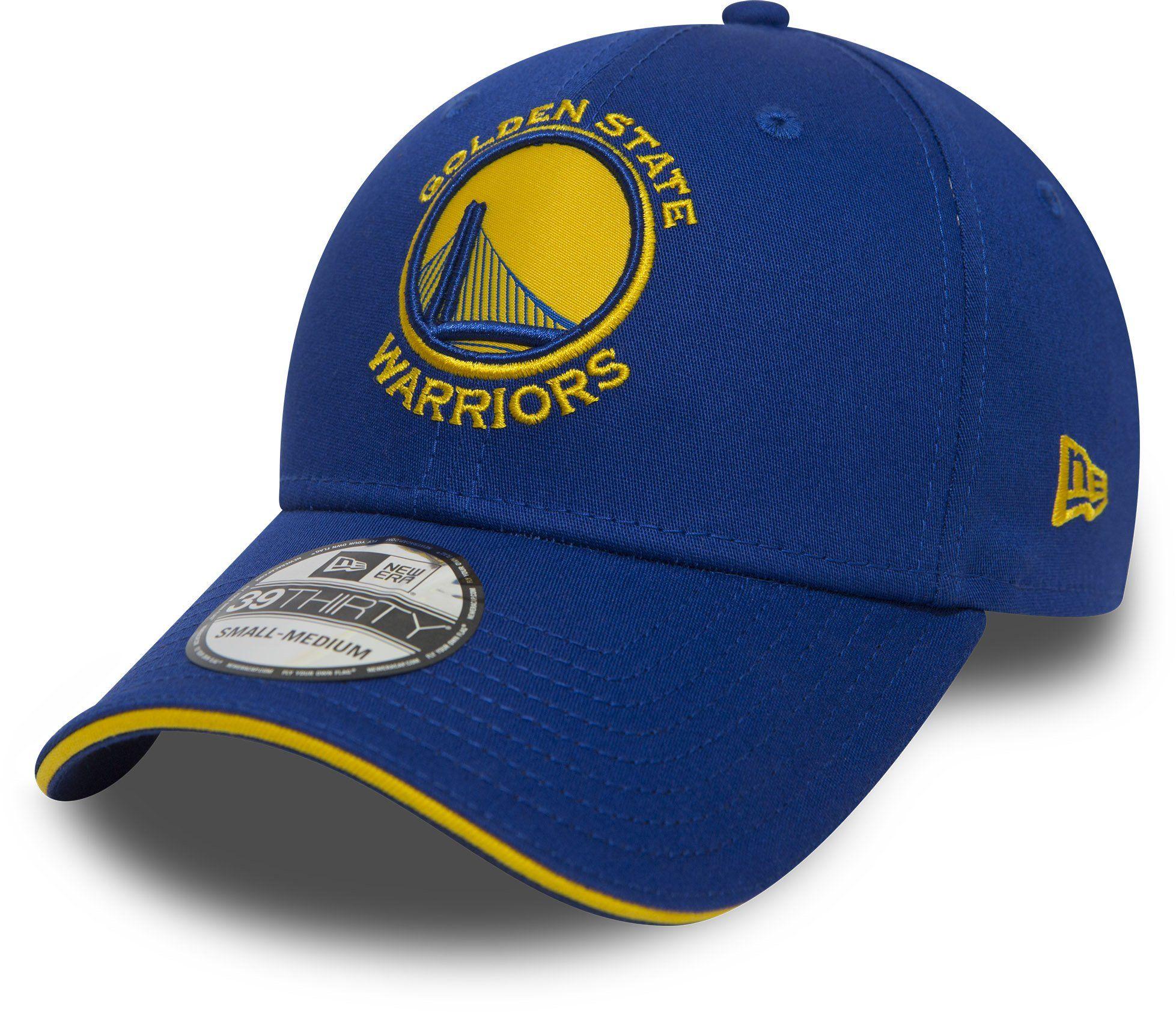 874fe8ac1b2ca5 Golden State Warriors New Era 3930 NBA Team Stretch Fit Cap – lovemycap