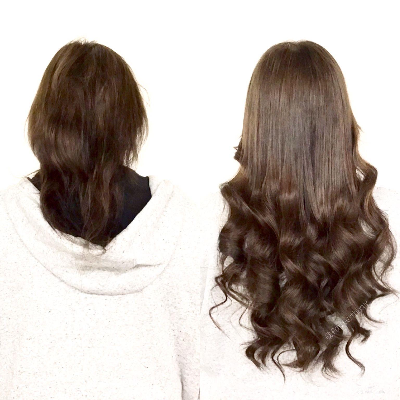 hårförlängning bästa metoden