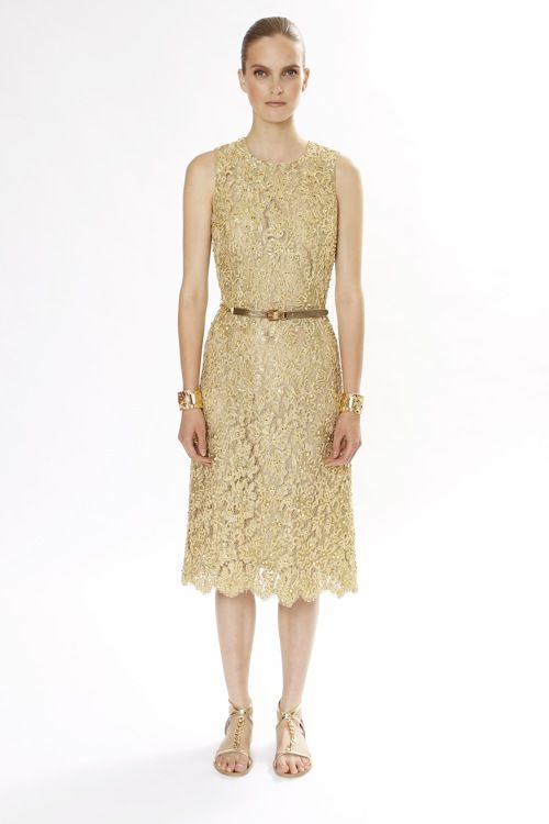 MICHAEL KORS COLLECTION RESORT 2013 NEW YORK
