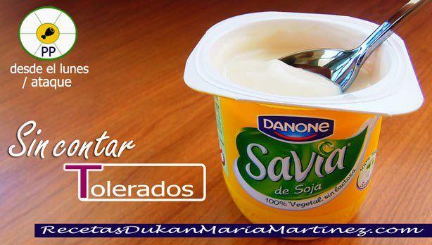 Yogur De Soja Apto Dieta Dukan Desde Ataque Dukan Ataque Dieta