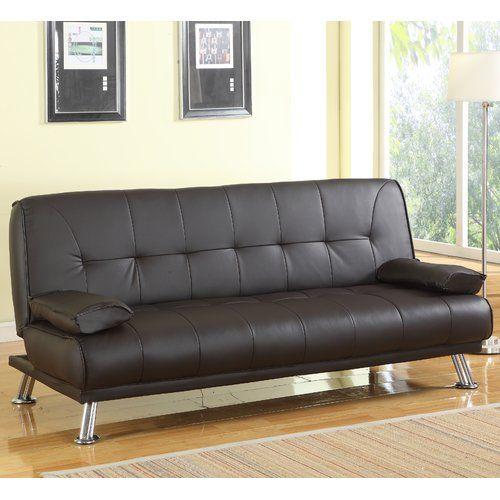 Schlafsofa Marylee Zipcode Design Farbe Rustikal In 2020 Sofa Bed 3 Seater Sofa Bed Sofa Bed Design