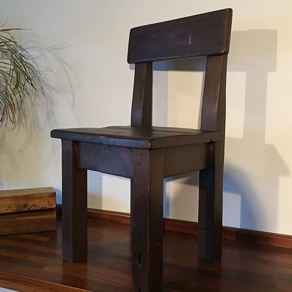 modish furniture. Bespoke Reclaimed Wood Pew Dining Chair - Modish Living Chairs Furniture