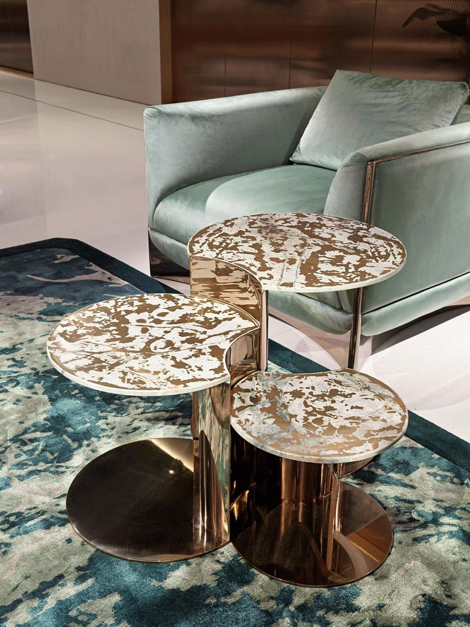 Beautiful Interior Furniture Will Certainly Set The Tone In A Stylish Living Space With Maldini Agents Of Visionnaire In South Coffee Table Table Low Tables [ 1268 x 950 Pixel ]