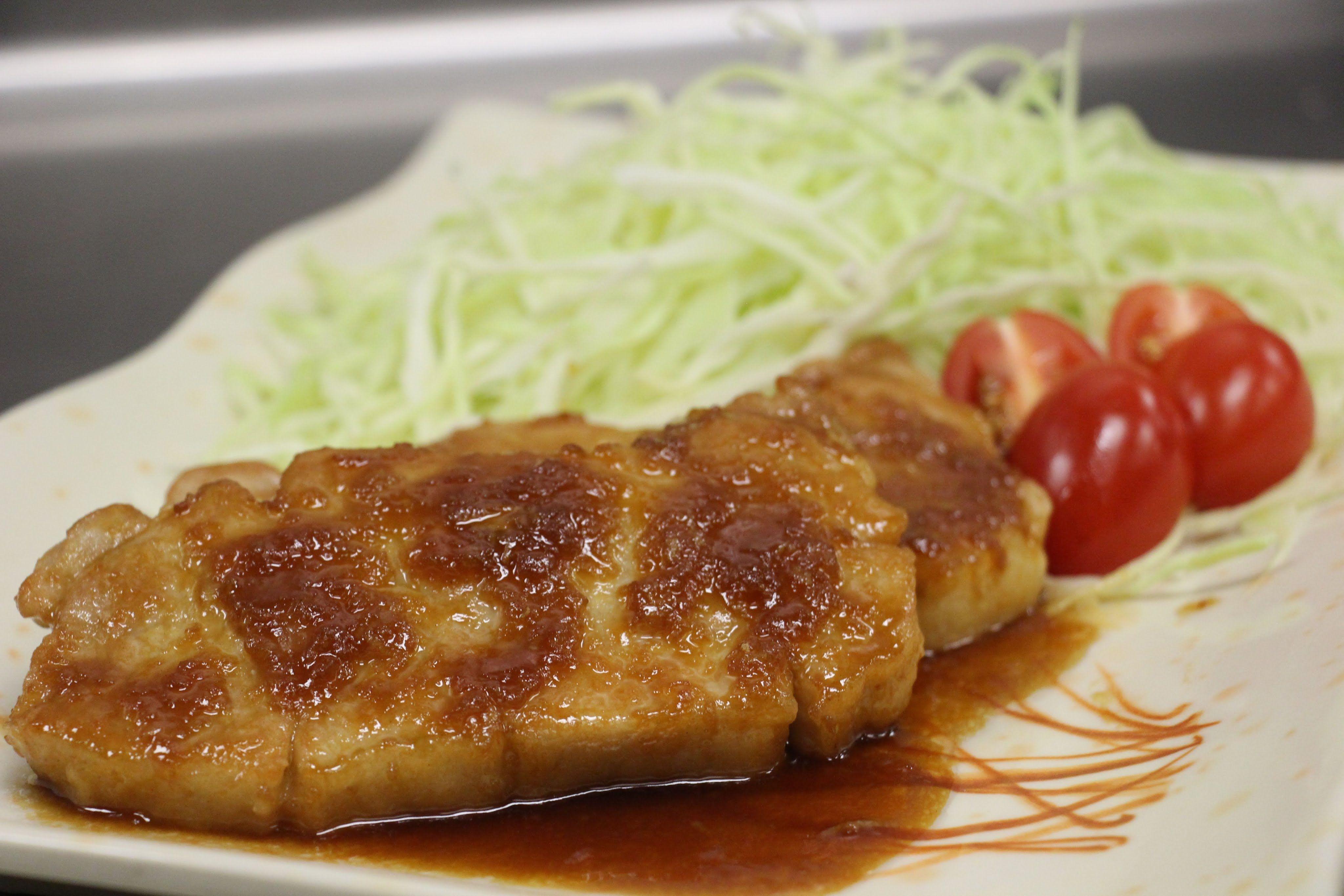 How to make pork shogayaki chinese asian sushi foods forumfinder Gallery