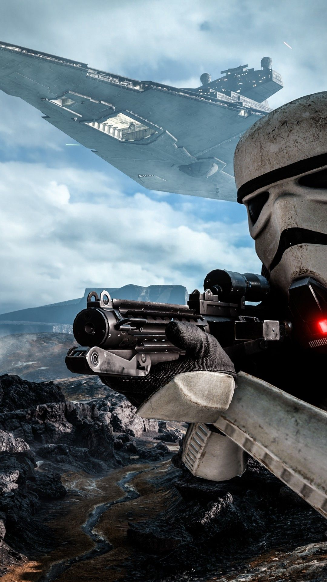 Star Wars Battlefront Wallpaper Mobile Star Wars Battlefront